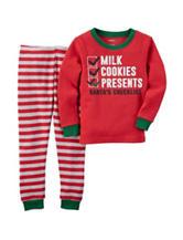 Carter's® Milk & Cookies Pajama Set - Toddler Boys