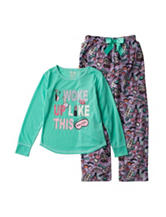 Sleep On It 2-pc. Woke Up Pajama Set - Girls 7-16