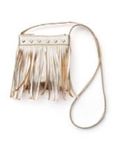 Capelli Pebble Fringe Crossbody Bag - Girls