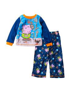Komar Blue Pajama Sets