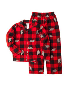 Komar Red Pajama Sets