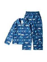 Komar 2-pc. Dinosaur Print Pajama Set - Boys 4-16