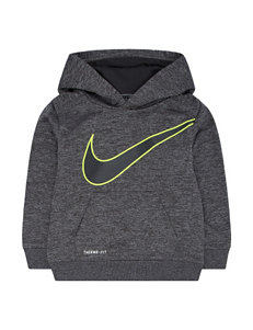 Nike Swoosh Hoodie - Toddlers Boys