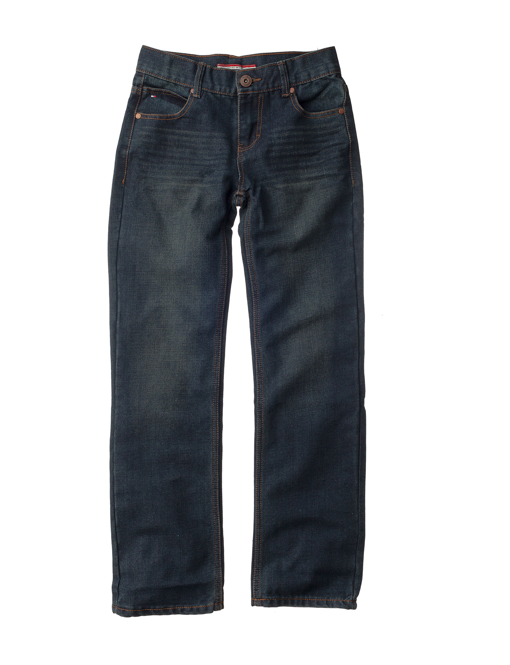 Tommy Hilfiger Blue Relaxed