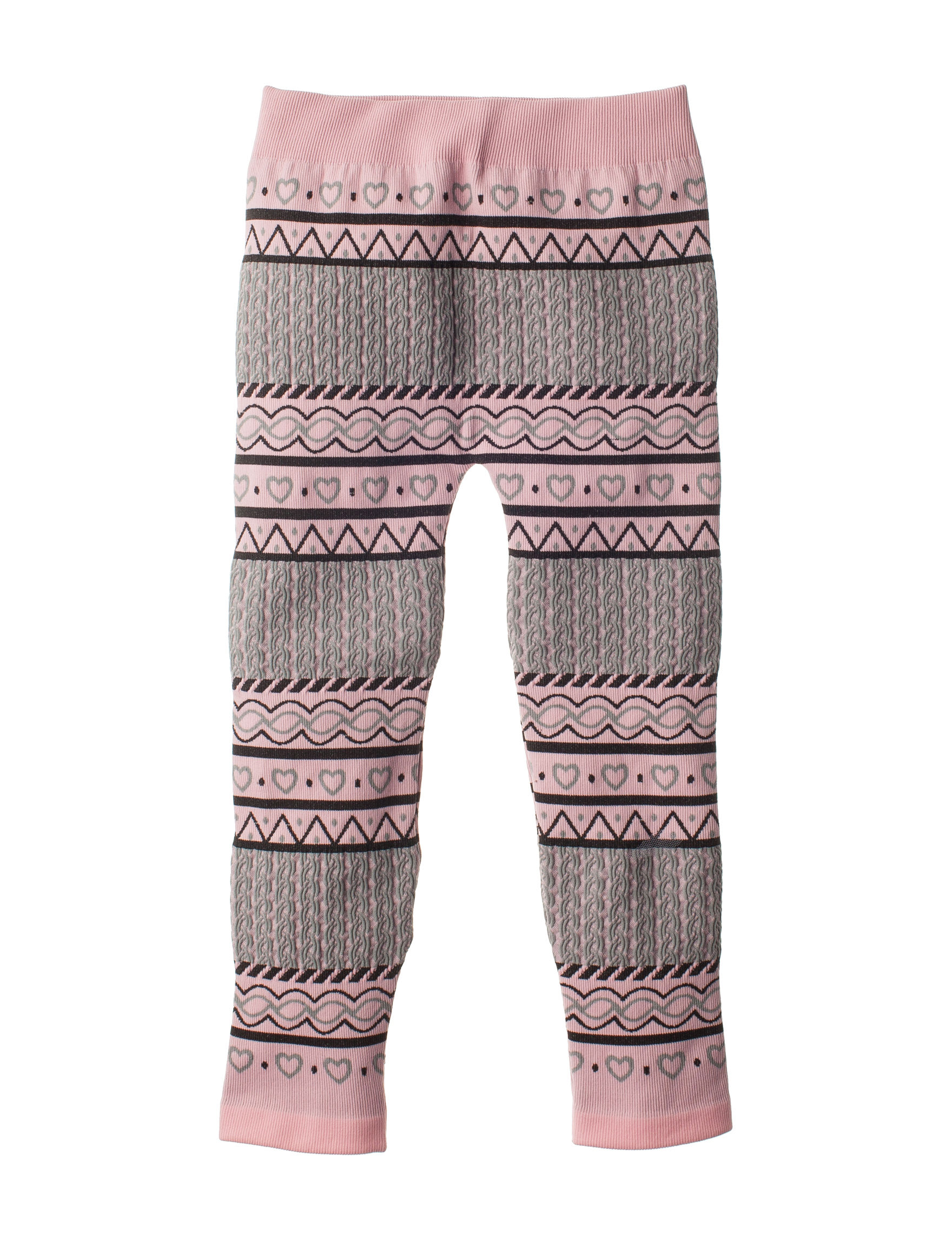 Wishful Park Pink / Grey Stretch