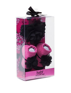 Baby Essentials Pink / Black