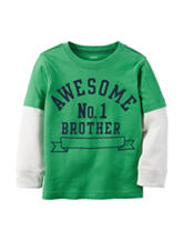 Carter's® Awesome No.1 Brother T-shirt - Boys 4-8