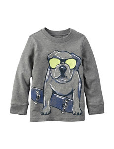 Carter's® Bulldog Skateboard T-shirt - Boys 4-8