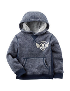 Carter's Navy Pull-overs