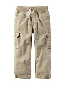 Carter's® Cargo Canvas Pants - Boys 4-8