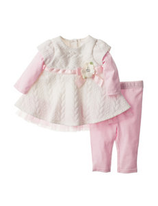 Youngland Pink / Ivory