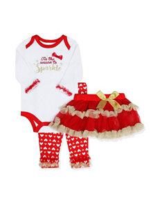 Baby Essentials Red