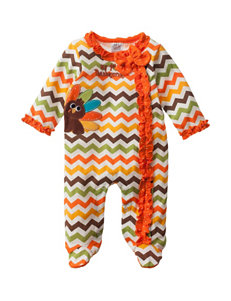 Baby Essentials Orange