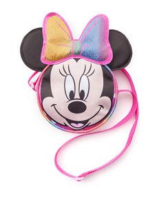 Minnie 3D Ears Crossbody Bag