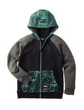 No Fear Splatter Sherpa Jacket - Boys 8-20