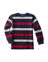 U.S. Polo Assn. Striped Thermal Shirt - Boys 4-7