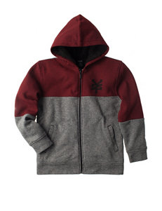 Zoo York Color Block Sherpa Hoodie - Boys 8-20