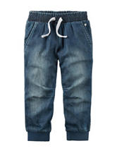 Carter's® Denim Jogger Pants - Girls 4-8