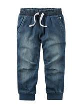 Carter's® Denim Jogger Pants - Girls 4-8
