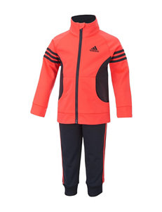 adidas® 2-pc.  Jacket & Pants Set - Baby 12-24 Mos.