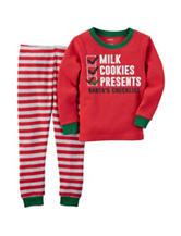 Carter's® Milk & Cookies Pajama Set - Boys 4-8