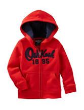 OshKosh Bgosh® Red Fleece Hoodie Jacket