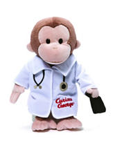 Gund Doctor Curious George