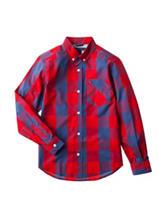 Tommy Hilfiger Dorian Woven Shirt - Boys 8-20