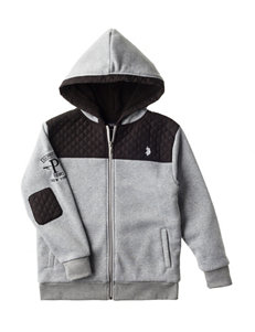 U.S. Polo Assn. Grey