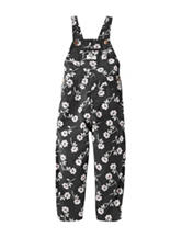 OshKosh Bgosh® Floral Print Overall - Toddler Girls