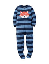 Carter's® Fox Footed Fleece Pajamas - Boys 10-12
