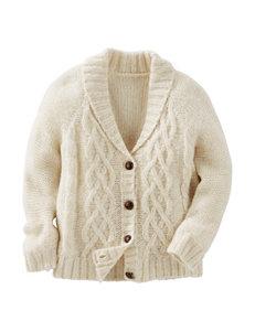 OshKosh B'gosh® Cable Knit Cardigan - Girls 4-8