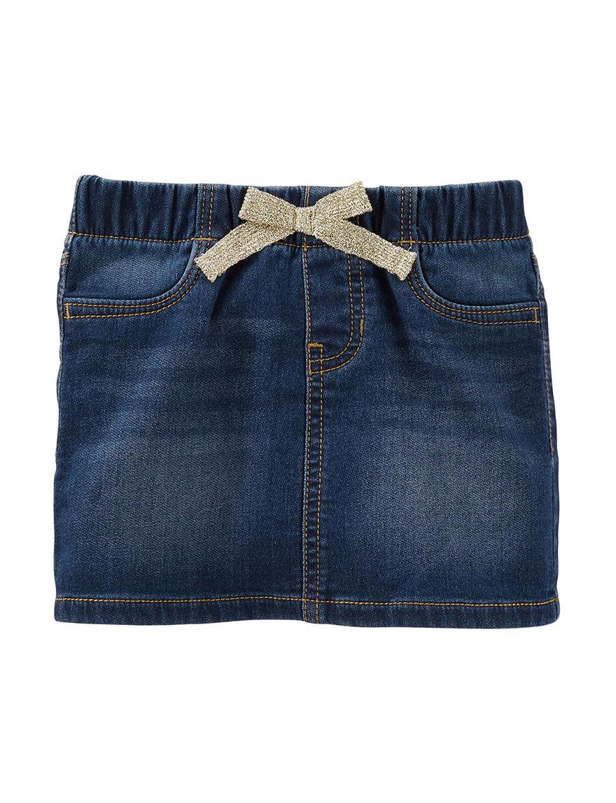 oshkosh b gosh 174 denim skirt toddler stage stores