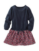 OshKosh B'gosh® Floral Print Dress - Toddler Girls
