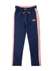 Skechers® Relaxed Fitted Terry Pants - Girls 7-16
