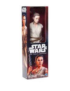 Hasbro Star Wars E7 Hero Series Rey Figure