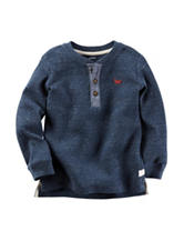 Carter's® Thermal Henley T-shirt - Boys 4-8