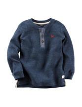Carter's® Thermal Henley T-shirt - Toddler Boys