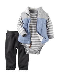 Carter's® 3-pc. Vest & Pants Set - Baby 3-18 Mos.