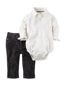 Carter's® 2-pc. Abstract Print Bodysuit & Pants Set - Baby 3-18 mos.