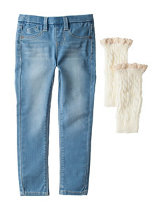 Squeeze Blue Jeggings