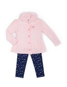Little Lass Navy / Pink