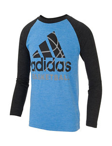 adidas Basketball Performance T-shirt - Toddlers & Boys 4-8