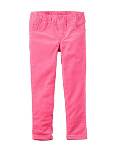 Carter's® Pink Corduroy Pants - Girls 4-8