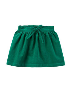 Carter's® Solid Corduroy Skirt - Toddler Girls