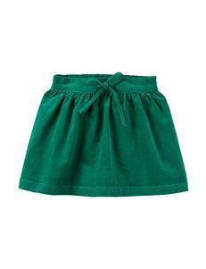 Carter's® Green Corduroy Skirt - Girls 4-8