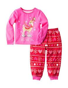 Komar Red Pajama Sets