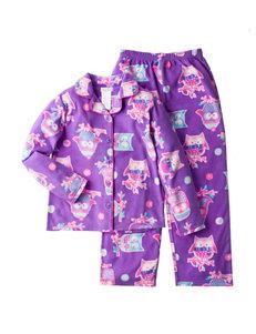 Komar Plum Pajama Sets