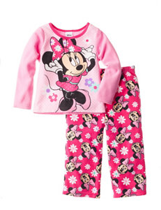 Minnie Mouse 2-pc. Girly Pajama Set - Toddler Girls