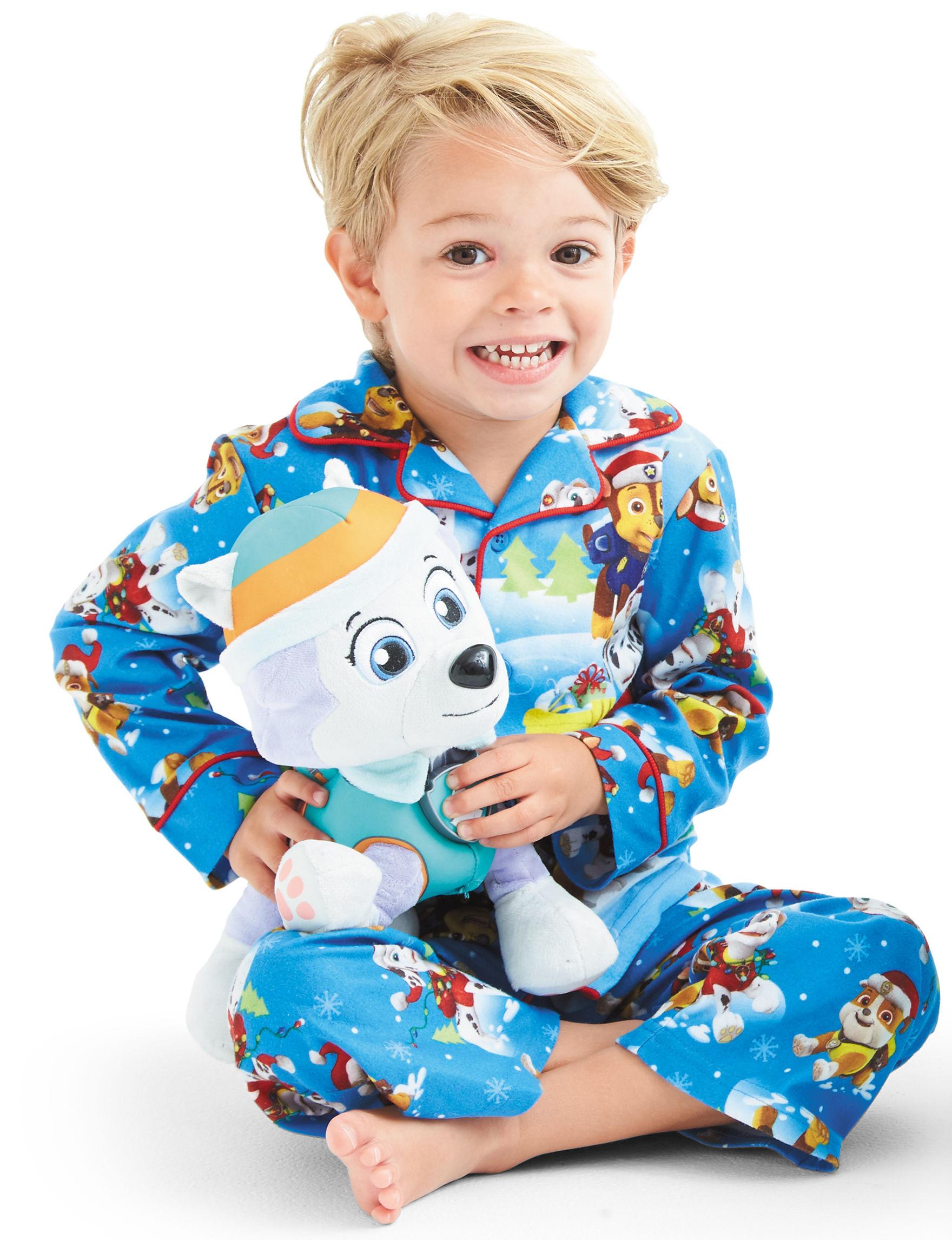 Paw Patrol Blue Pajama Sets